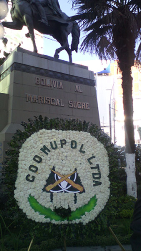 Aniversario Policia