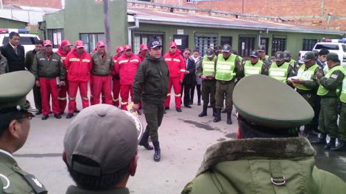 Comando Regional El Alto